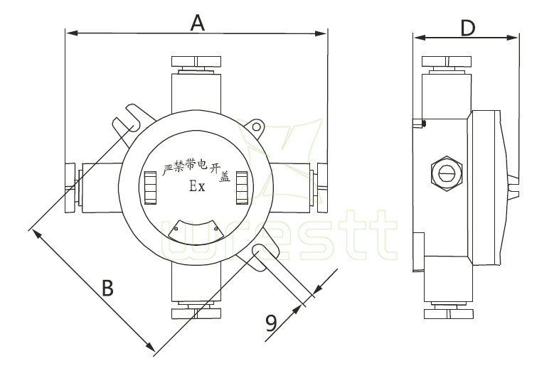 Fuse Box Explosion : Wiring terminal junction box free download diagrams
